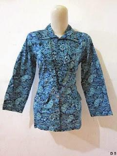 Foto Model Baju Batik Seragam Guru