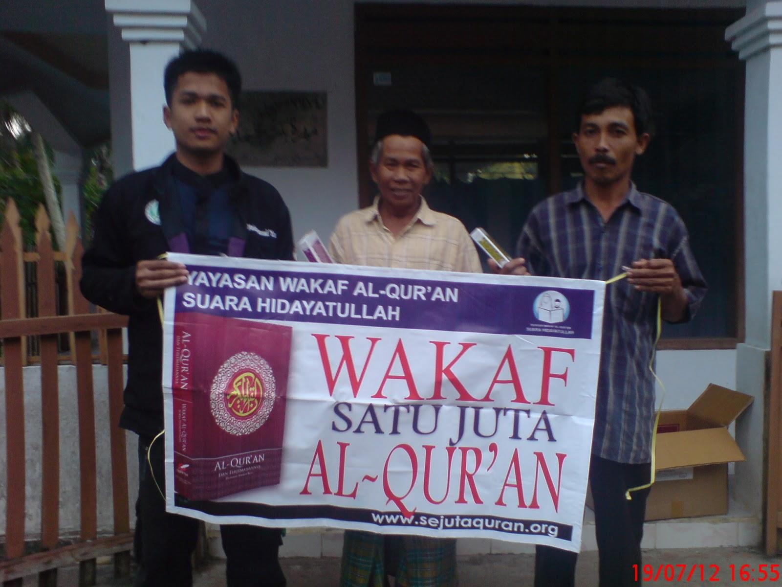 Hari Ke 17: Sebar al-Qur'an