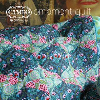 Cameo Fabrics and Quilt from Amy Butler