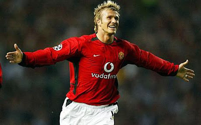 David Beckham - Manchester United (2)