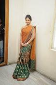 Madhumitha sizzling pics in saree-thumbnail-7