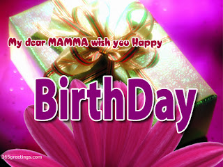 birth day wishes for mom
