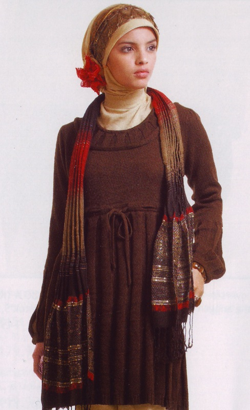 Fashion Muslim World Baju Muslim Terbaru 2011