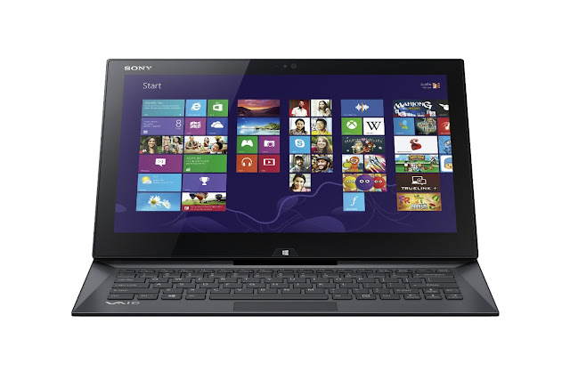 Perfect Slim ultrabook Sony VAIO Duo SVD13215PXB 13.3-Inch Convertible Touchscreen Ultrabook Review