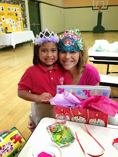 Mariela's Sixth Birthday with Mom Christina