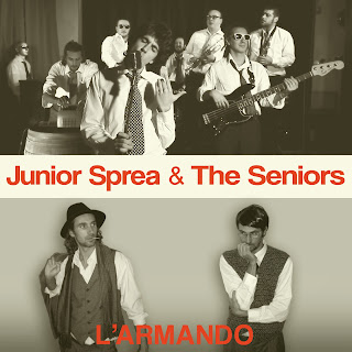 Enzo Jannacci omaggiato da Junior Sprea & The Seniors