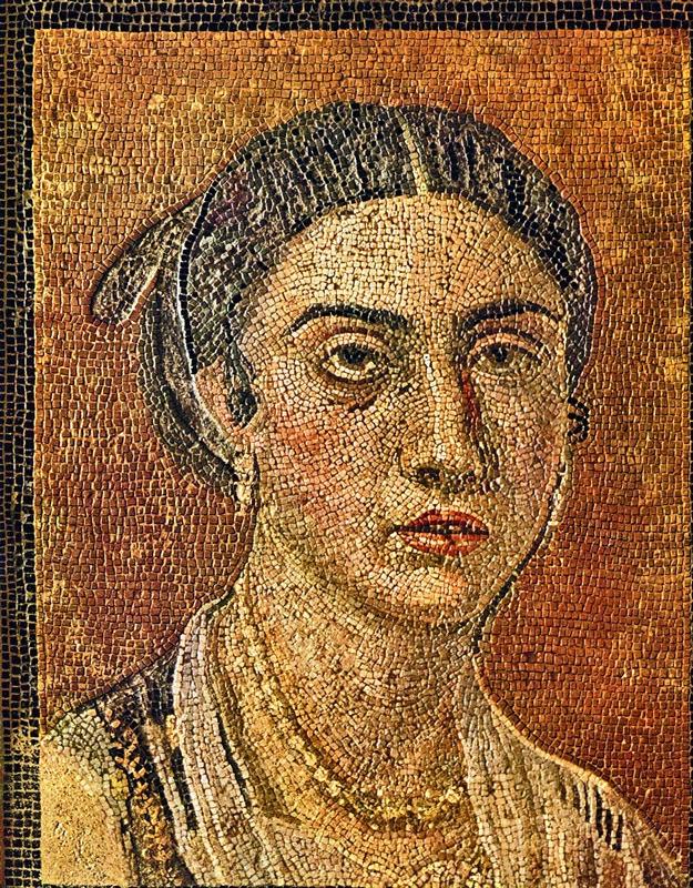 materiaal mozaiek romeins