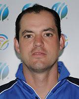 Alessandro Bonora Capitano Nazionale Cricket