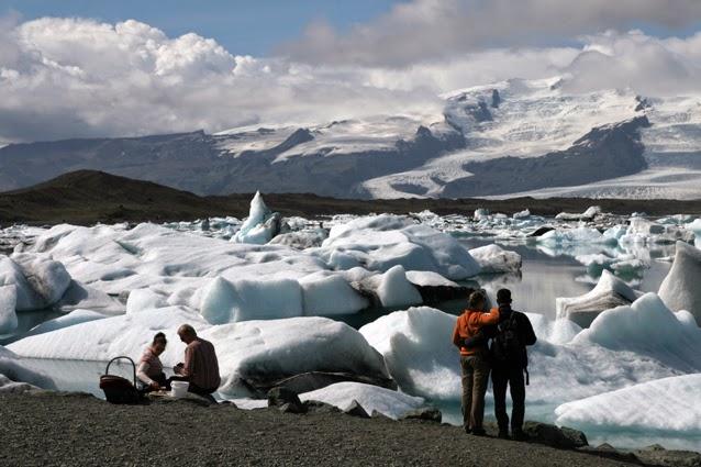 Parc National du Vatnajökull, Islande