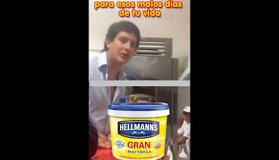 memes del chico mayonesa