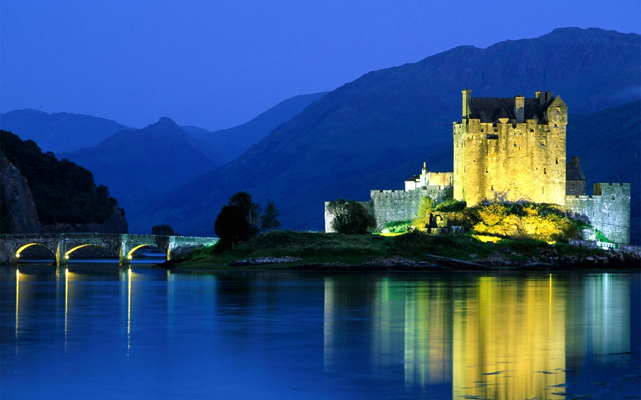 Beautiful Country Scot...