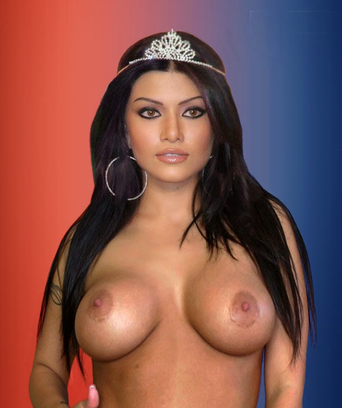 Koena Mitra Boobs and Nice Nipples