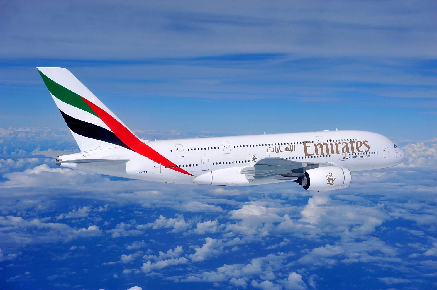 ผลการค้นหารูปภาพสำหรับ สายการบินเอมิเรตส์ (Emirates Airline)