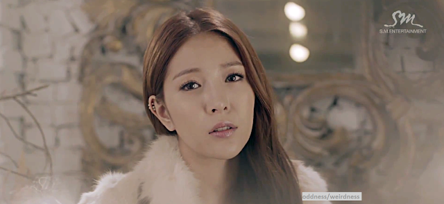 BoA Disturbance mv alternate endings