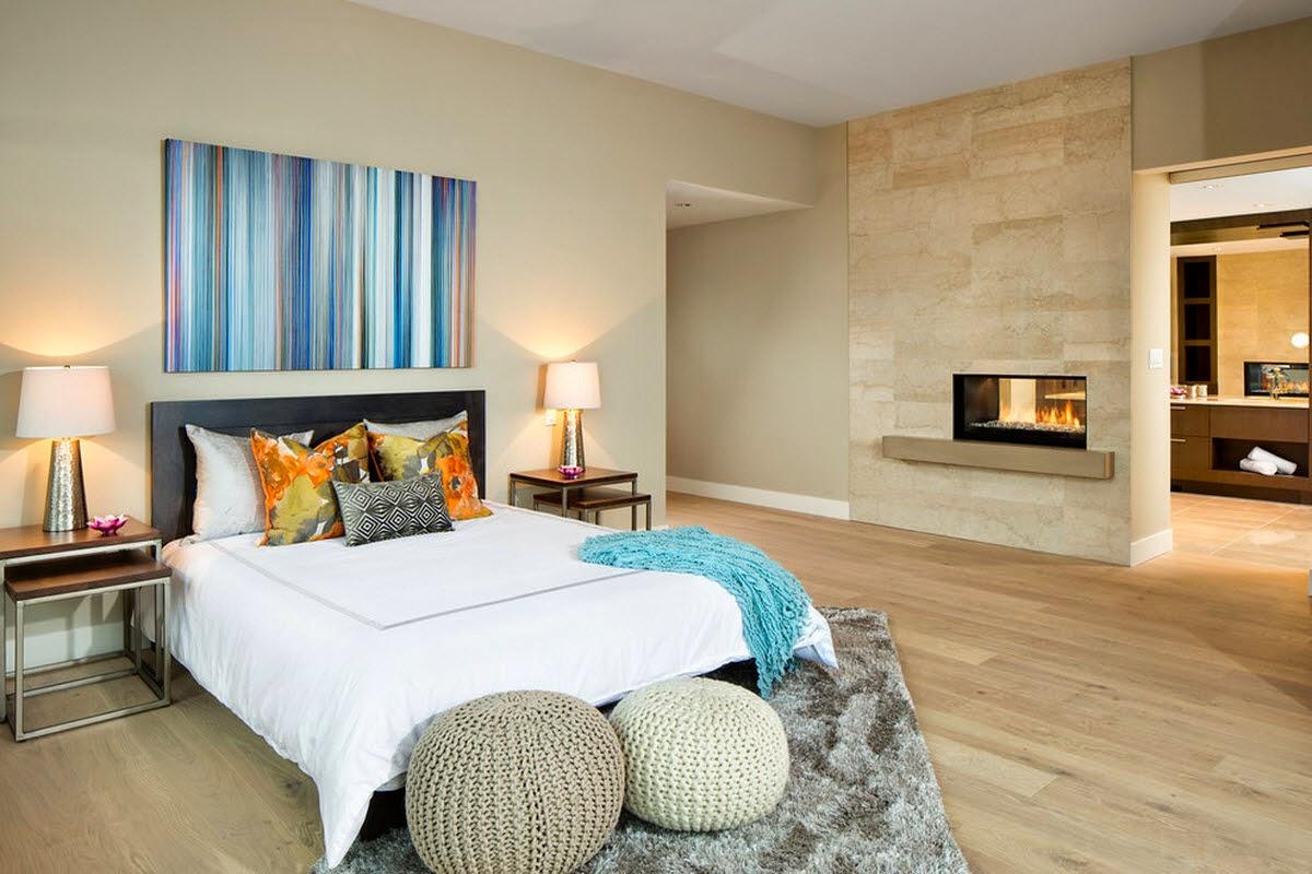 desain ruang tidur terbaru 6
