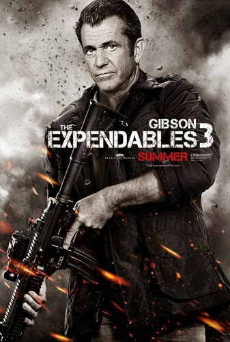 Mel Gibson The Expendables 3