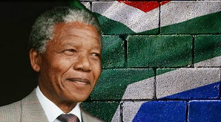 Nelson Mandela died (The founder of democracy South Africa)