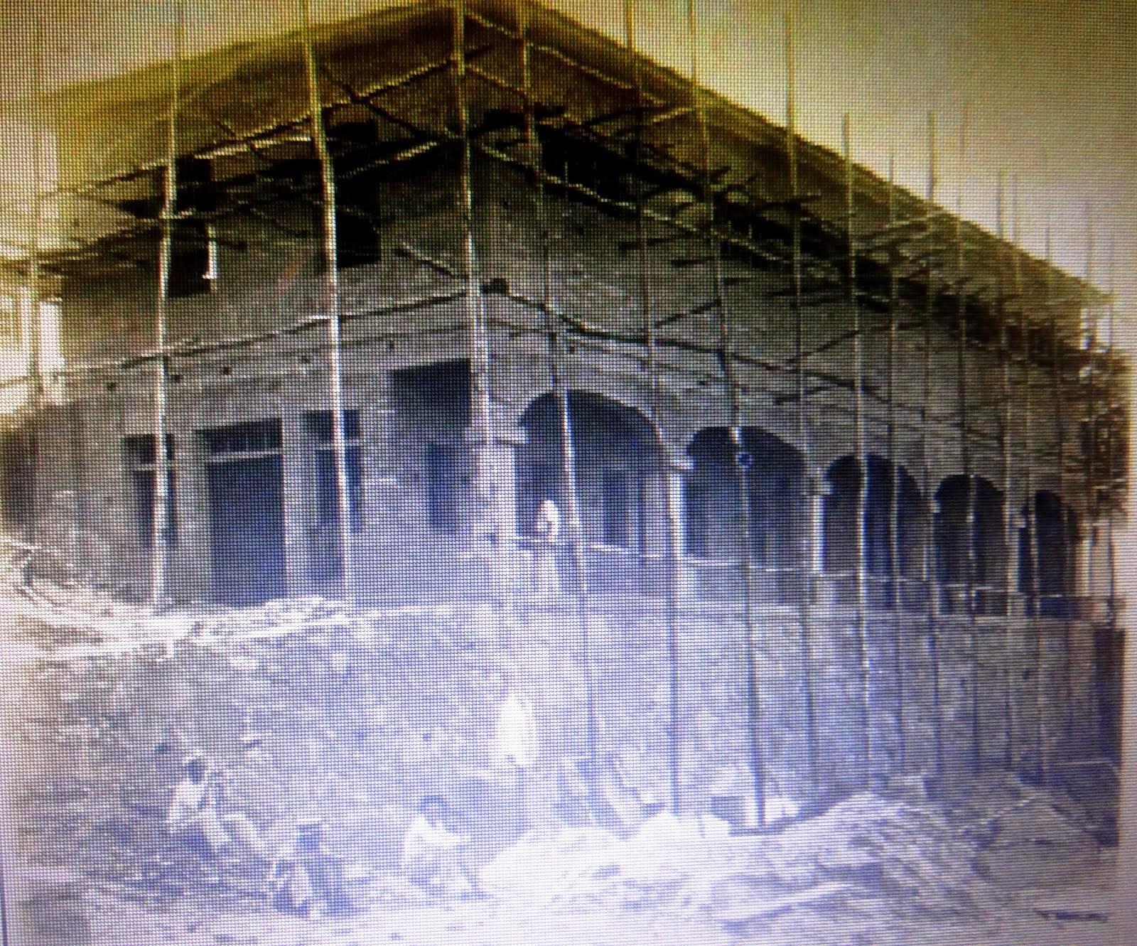 CONSTRUÇÃO DO 9BI DE BARBACENA 1932