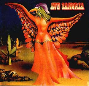 Ave Sangria - Ave Sangria (1975)