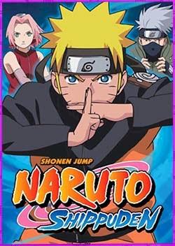 Naruto Shippuuden Serie Completa | Subtitulada HD Mega