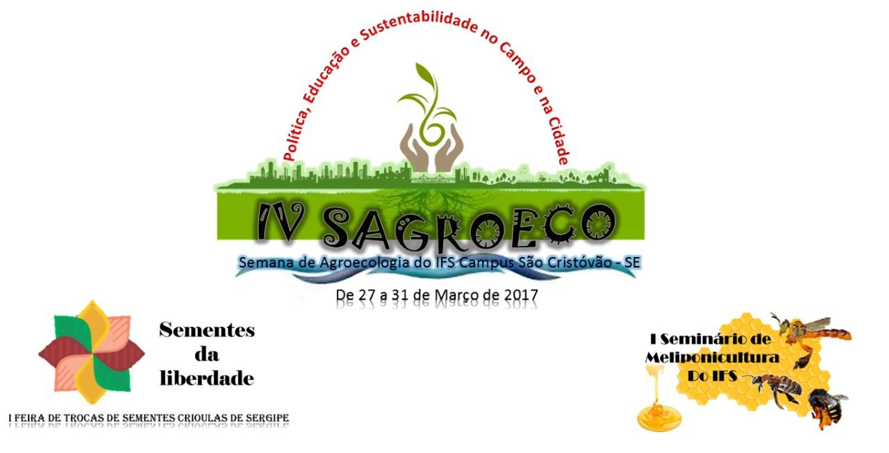 I Seminário de Meliponicultura do Instituto Federal de Sergipe 27 a 31 de março de 2017