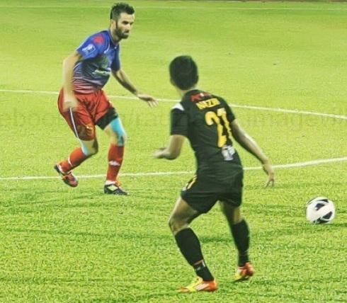 Keputusan Perak vs Johor Darul Takzim Piala FA Malaysia 25 Januari