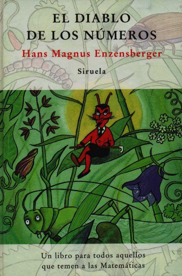 El diablo de los números   Hans Magnus Enzensberger