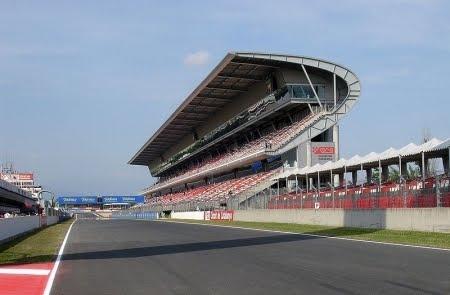 5° GP - Gran Premio de España, Catalunya Tribuna%2BMontmelo