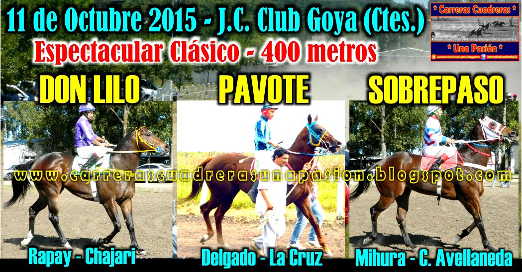 GOYA - CLASICO 400