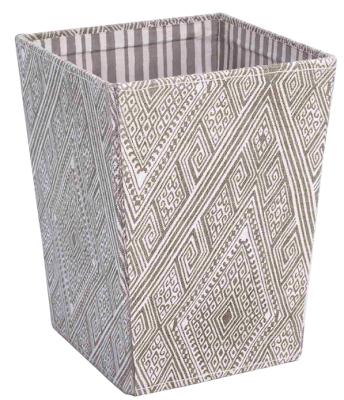foldable wastebasket