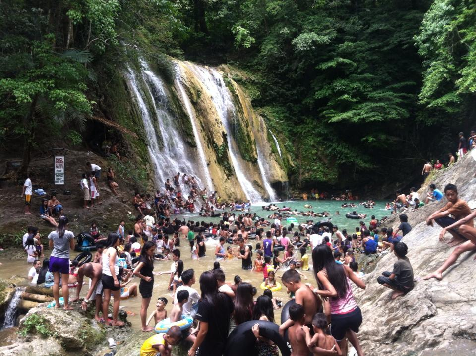 Tanay Philippines  City new picture : By the way for some people/travelers/vacationist Daranak Falls is Not ...