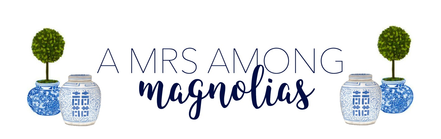 A Mrs Among Magnolias