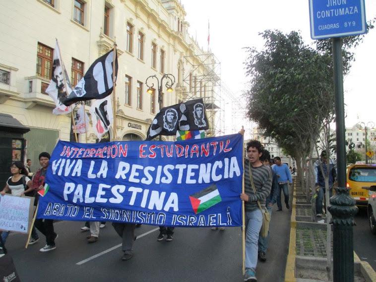 VIVA LA RESISTENCIA PALESTINA!!!