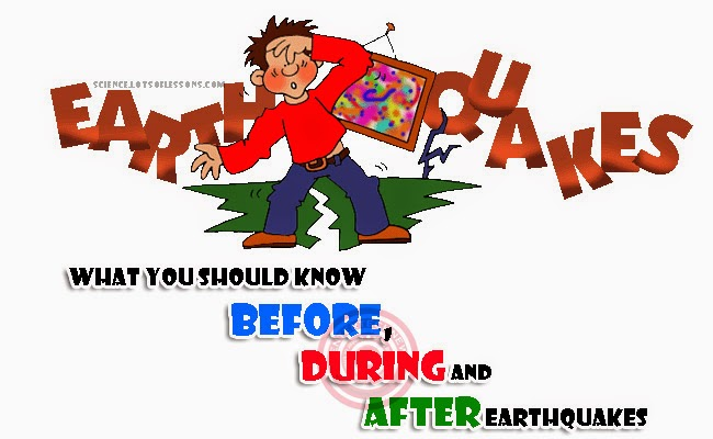 What You Should know Before, During and After Earthquakes