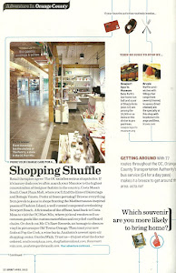 The OC Mart Mix Featured in Spirit Magazine
