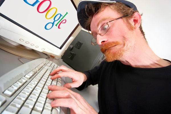 Buscas bizarras feitas no Google
