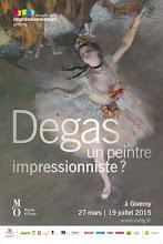 Actu expos / Degas, un impressionniste?
