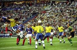 França 3x0 Brasil - 1998