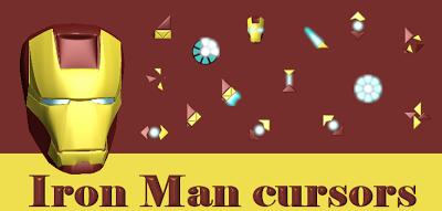 Iron Man cursors