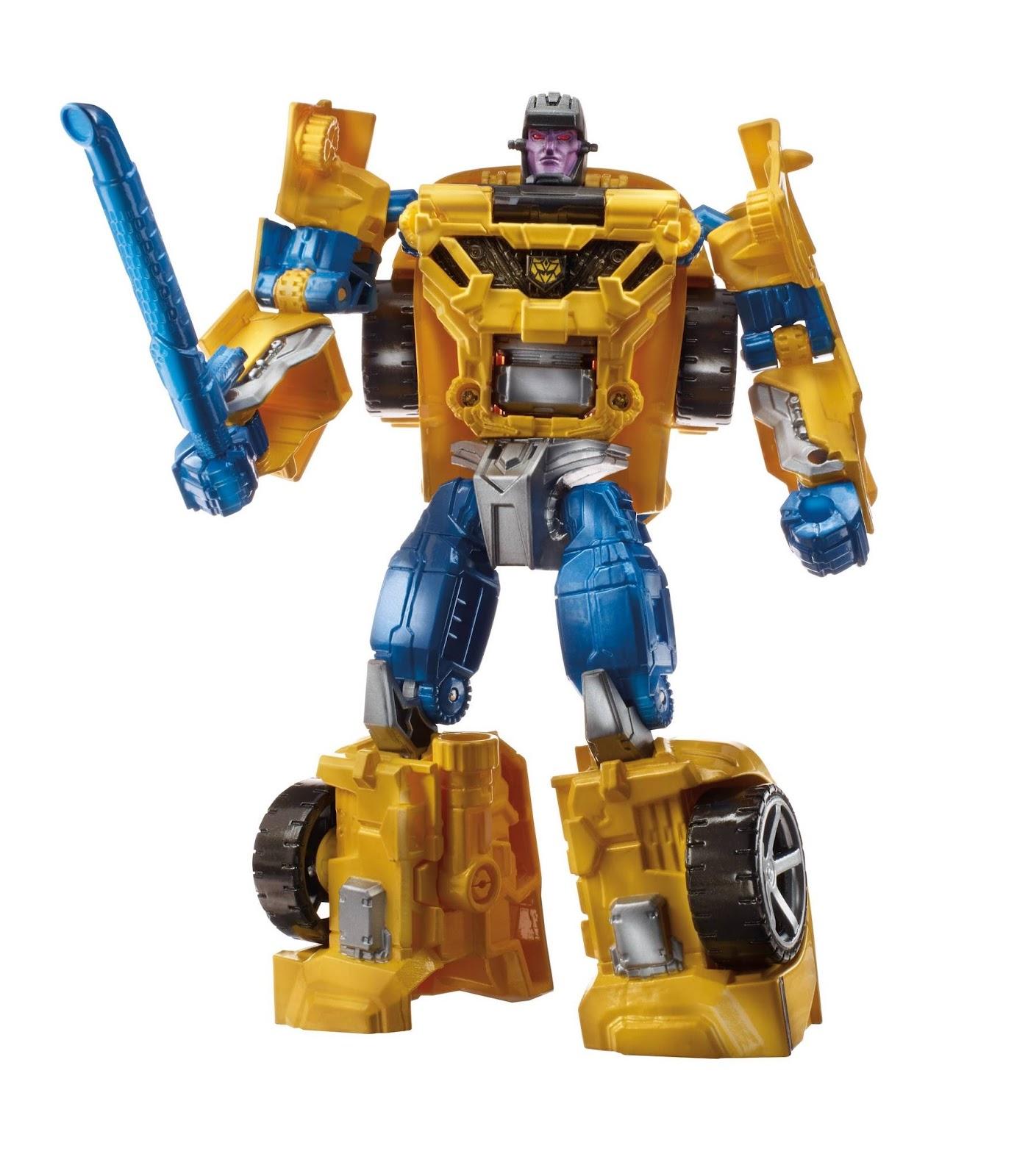 Transformers News: Transformers Combiner Wars Generation 2