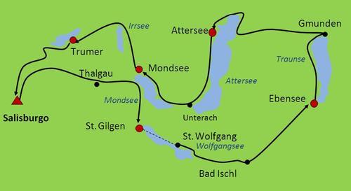 Austria: itinerario di viaggio