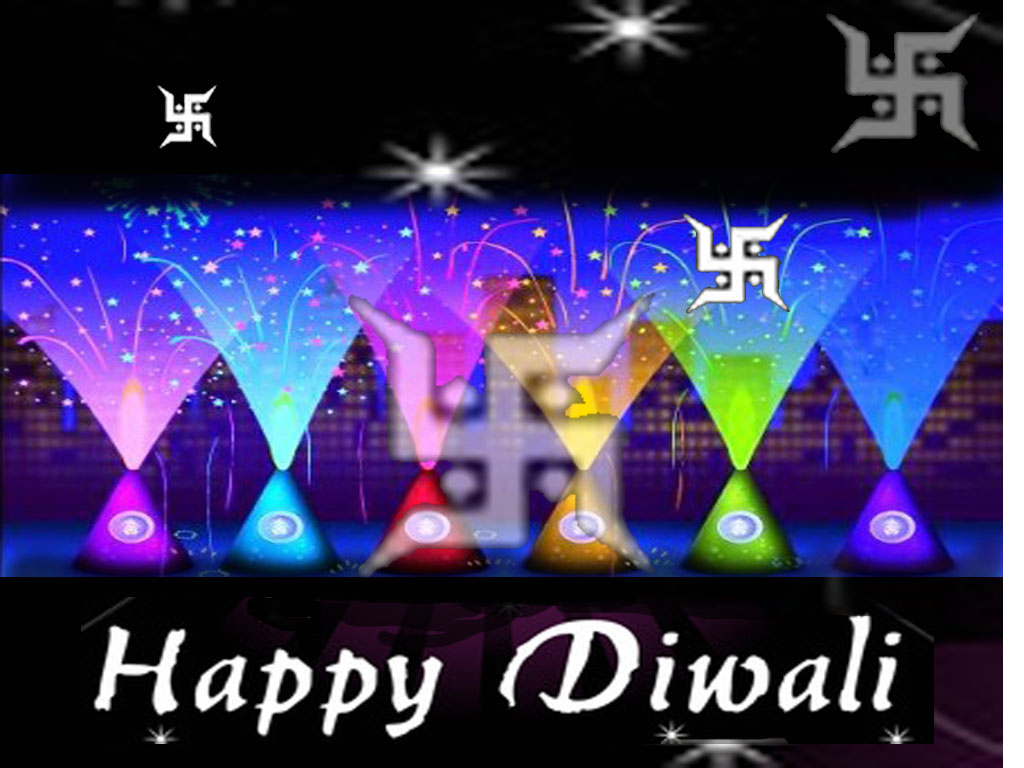 hd happy diwali and happy new year wallpaper