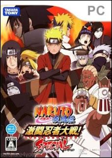 Naruto Shippuuden Gekitou Ninja Taisen