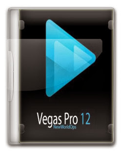 Sony Vegas Pro 12 – Build 770 + Crack PT BR Completo