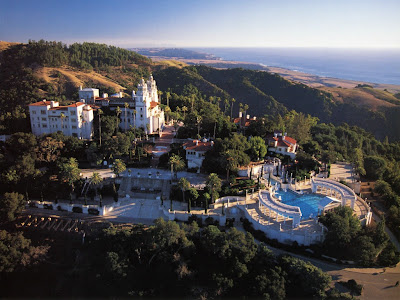Hearst Castle, CA: #California www.thebrighterwriter.blogspot.com