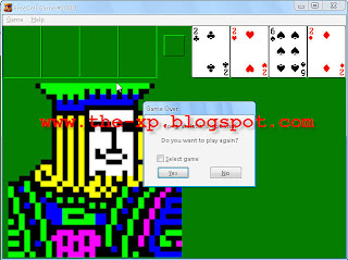Cara Curang Bermain Game Free Cell Windows