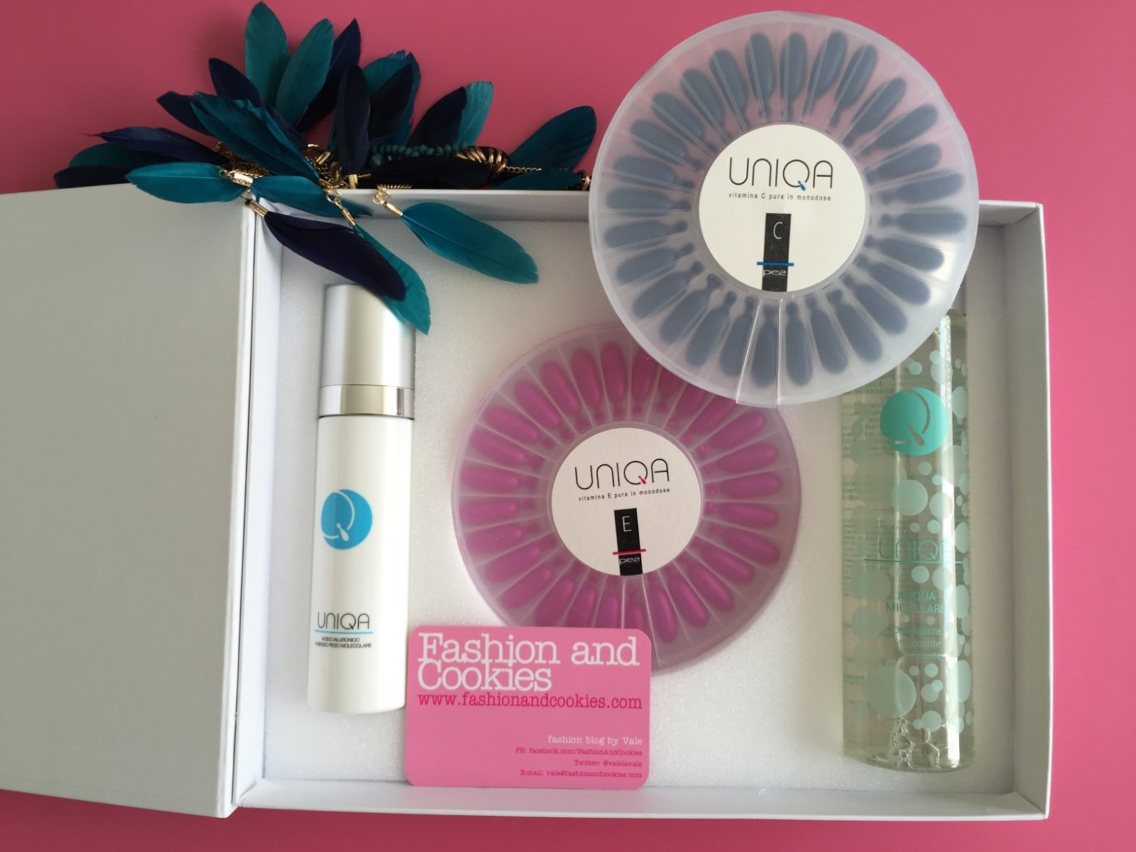 Uniqa by Pea Cosmetics Uniqa Hydra Daily Complete, skincare treatment review on Fashion and Cookies beauty blog, beauty blogger