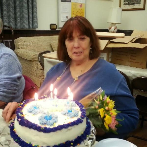 Puddledock Press Editor Celebrates Birthday