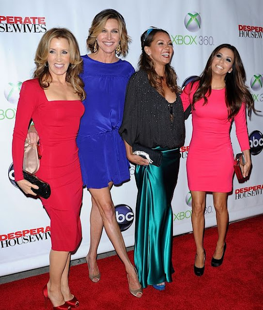 Desperate Housewives cast farewell party