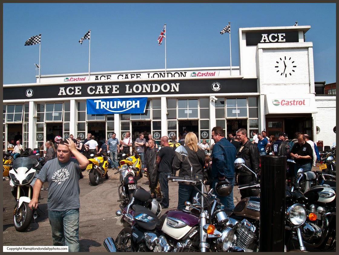 Ace London Cafe Racer
